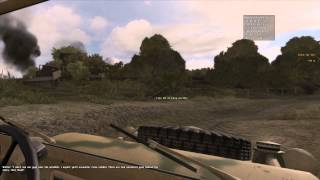 ARMA 2 - Iron Front Mod - (German) Mission 2