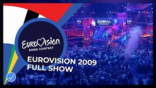 Eurovision Song Contest 2009 - Grand Final - Full Show