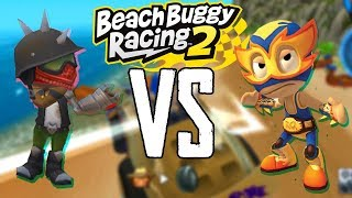 Beach Buggy Racing 2 - Clutch Vs El Zipo