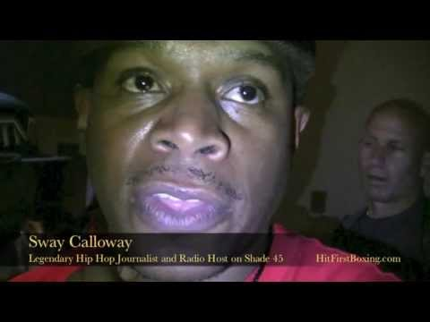 All Star Lineup Sway Calloway, Kid Chocolate, Cameos by Floyd ...
