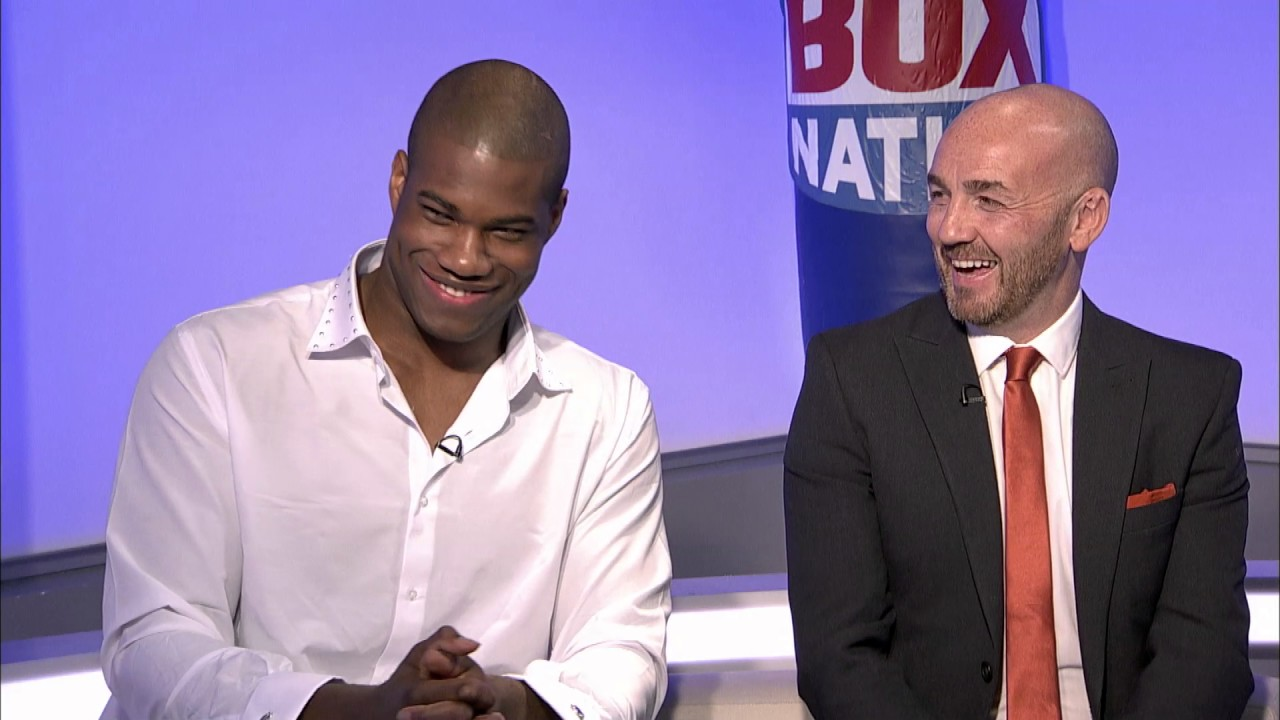 """I acquitted myself well against Anthony Joshua!"" - Daniel Dubois"