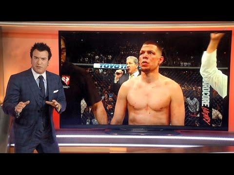 UFC 202: Robin Black Breakdown - Nate Diaz