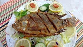 Pescado Frito (Dorado) - Receta Súper Fácil!