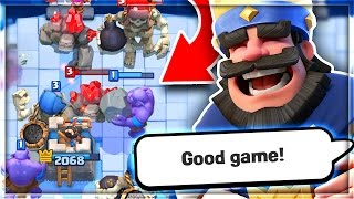 MOST UNBEATABLE STRATEGY EVER CREATED! NO ONE CAN BEAT THIS DECK in Clash Royale!