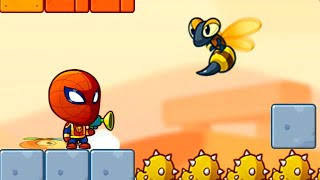 Super Jacky's World - Free Run Android & IOS GamePlay Part - 2
