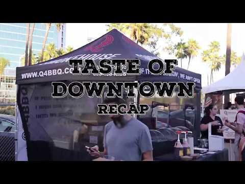 Taste of Downtown Recap