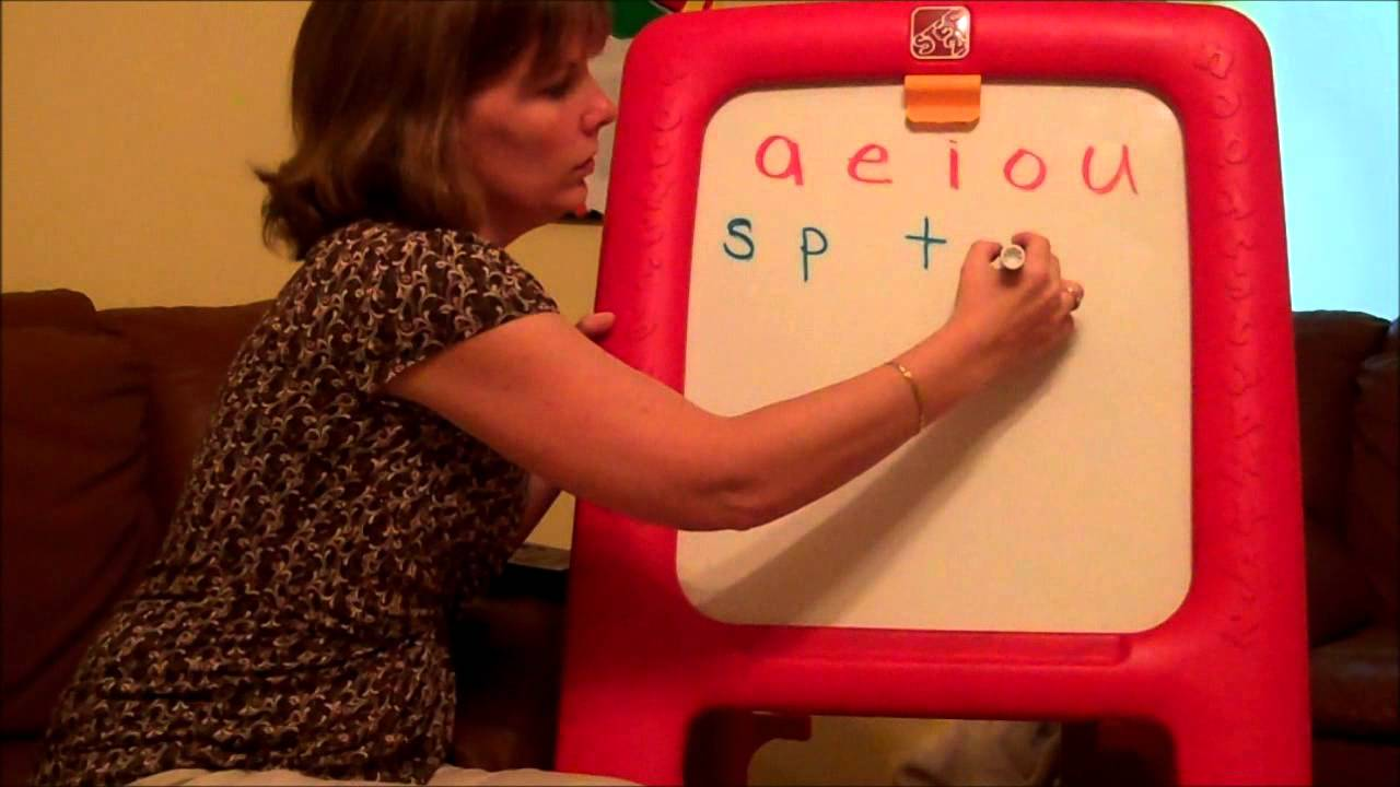 How To Teach A Child To Read Nonsense Words Youtube