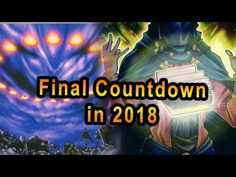 Trying Final Countdown in 2018 (Troll / Cheese deck )Using New Seers Add +3 Card