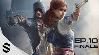 【刺客教條:大革命】- PC特效全開中文劇情電影60FPS - 第十集(大結局) - Episode 10 Final - Assassin's Creed:Unity  - 最強無損畫質影片