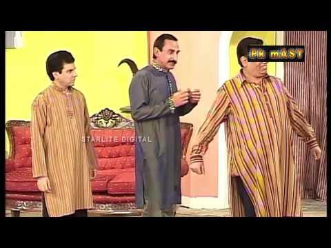 Best Of Iftikhar Thakur and Nasir Chinyoti New Pakistani Stage Drama Comedy Clip | Pk Mast