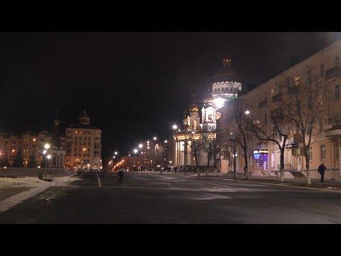 Тушите свет  Городская Администрация планирует выключить фонари на улицах Саранска