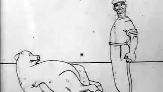 Советские игрушки, Советские довоенные мультфильмы, 1924
