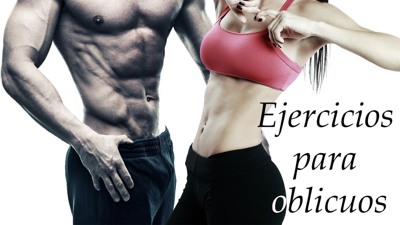 Ejercicios para adelgazar y definir abdomen
