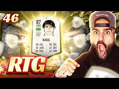 OMG I PACKED KAKA!!! #FIFA20 Ultimate Team #46