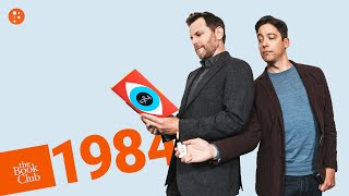 The Book Club: 1984 by George Orwell with Dave Rubin