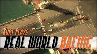 Kurt Plays Real World Racing - Free Open Beta Demo