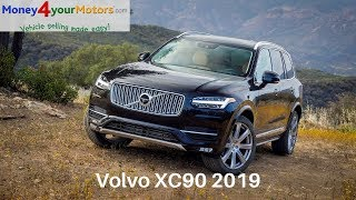 Volvo XC90 2019 Car Review