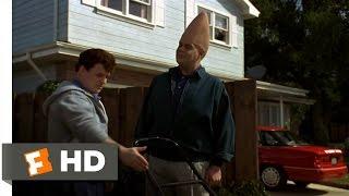 Coneheads (6/10) Movie Clip - Good Neighbors (1993) Hd