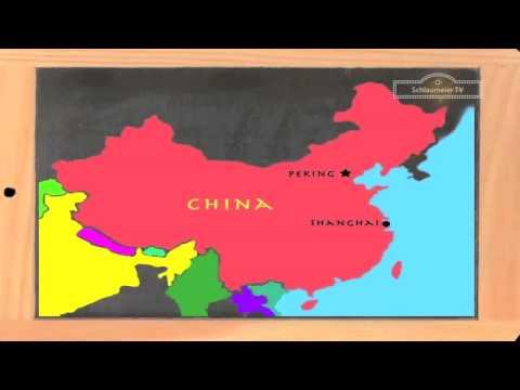 Martina Hirschmeier CHINA/Geographie (SchlaumeierTV.de)