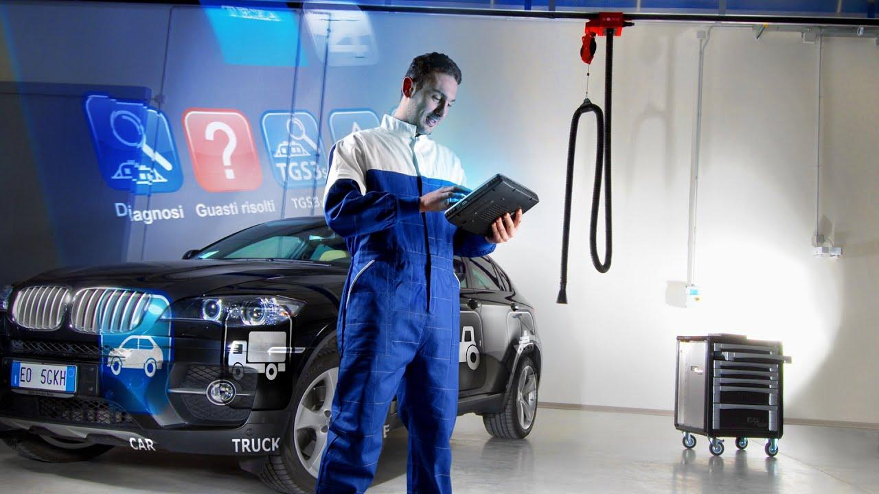 En New Texa Multi Brand Diagnostic Tools Video 2014