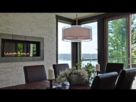 New Holmes Point Contemporary with Views