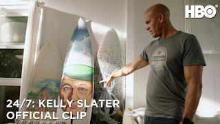 24/7: Kelly Slater (2019) | Kelly Slater's Favorite Things (Clip) | HBO