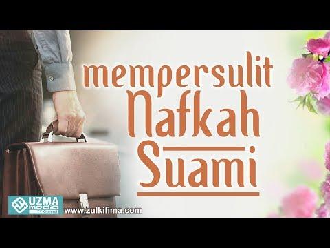 WANITA yang MEMPERSULIT SUAMI dalam Mencari NAFKAH | 300 dosa | Ust. Zulkifli M. Ali, Lc, MA.