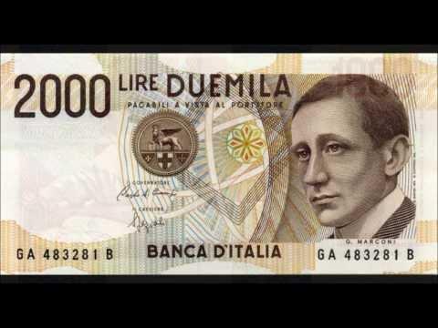 BANCA D'ITALIA - LIRA