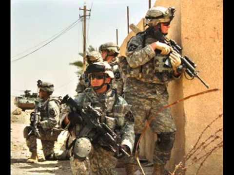 American Soldier-Toby Keith (Military Tribute)