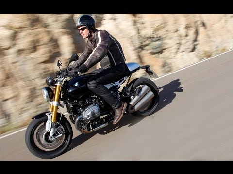 BMW R nineT launch review