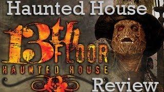 13th Floor San Antonio Haunted House Review