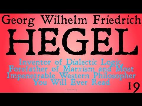 Who Was Georg Wilhelm Friedrich Hegel? (Famous Philosophers)