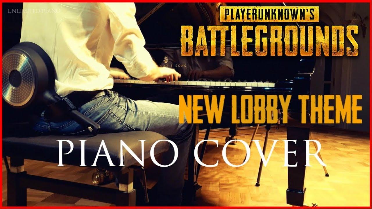 PUBG New Lobby Theme