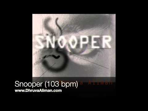 Dhruva Aliman ~ Snooper 103 bpm