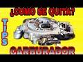 CARBURADOR MOTORCRAFT 2150 PROCEDIMIENTO COMPLETO PARA QUITARLO