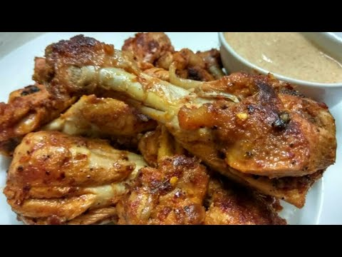 Thumbnail: EID special spicy lemon chicken/spicy chicken with lemon flavour/ spicy lemon chicken legs