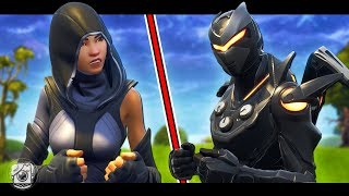 OBLIVION vs FATE - A Fortnite Short Film