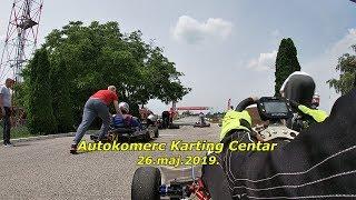 Karting trka SKS - Autokomerc 26.maj.2019.
