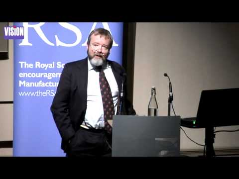 Iain McGilchrist - The Divided Brain and the Making of the Western World