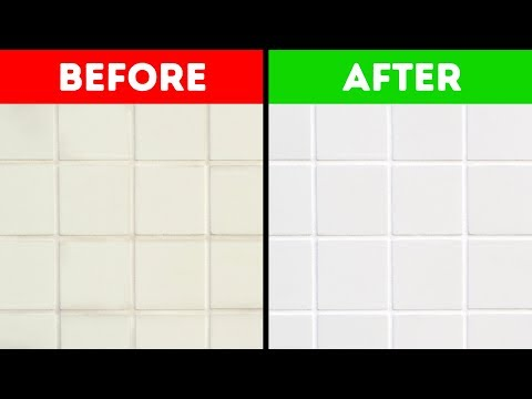 18 LIFE-SAVING CLEANING TRICKS