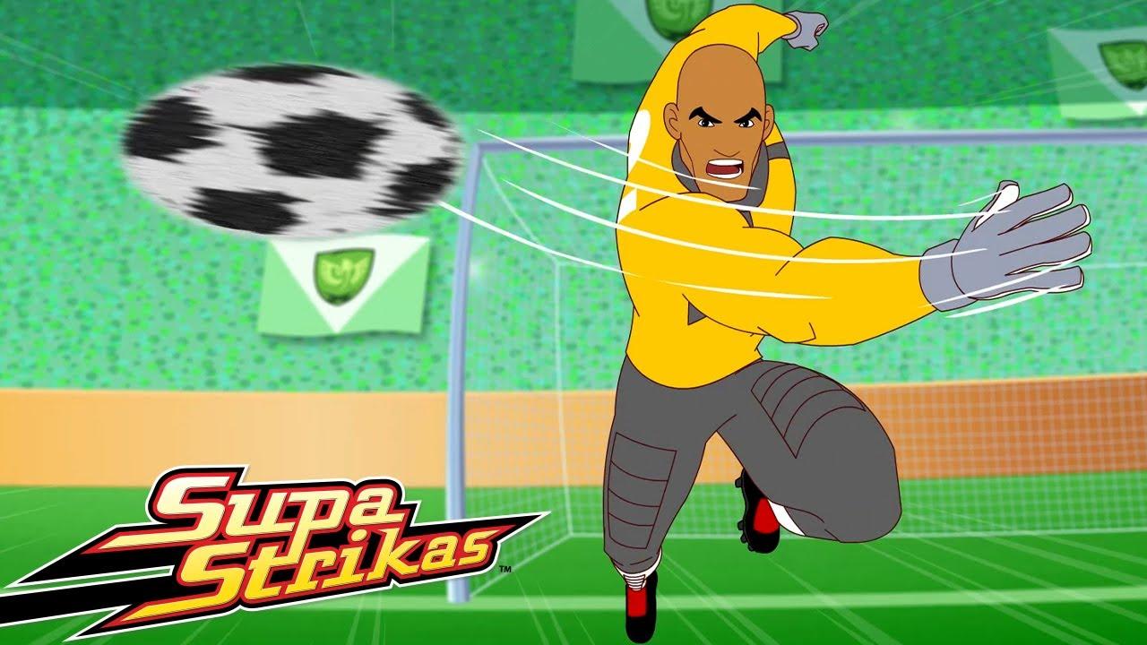 Supa Strikas | The 12th Man! | Full Episode | Soccer Cartoons for Kids