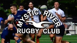 Mystic River Rugby Club Game Highlights 9/7/19