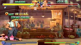 Street Fighter Zero/Alpha 2 ~ Nash【TAS】