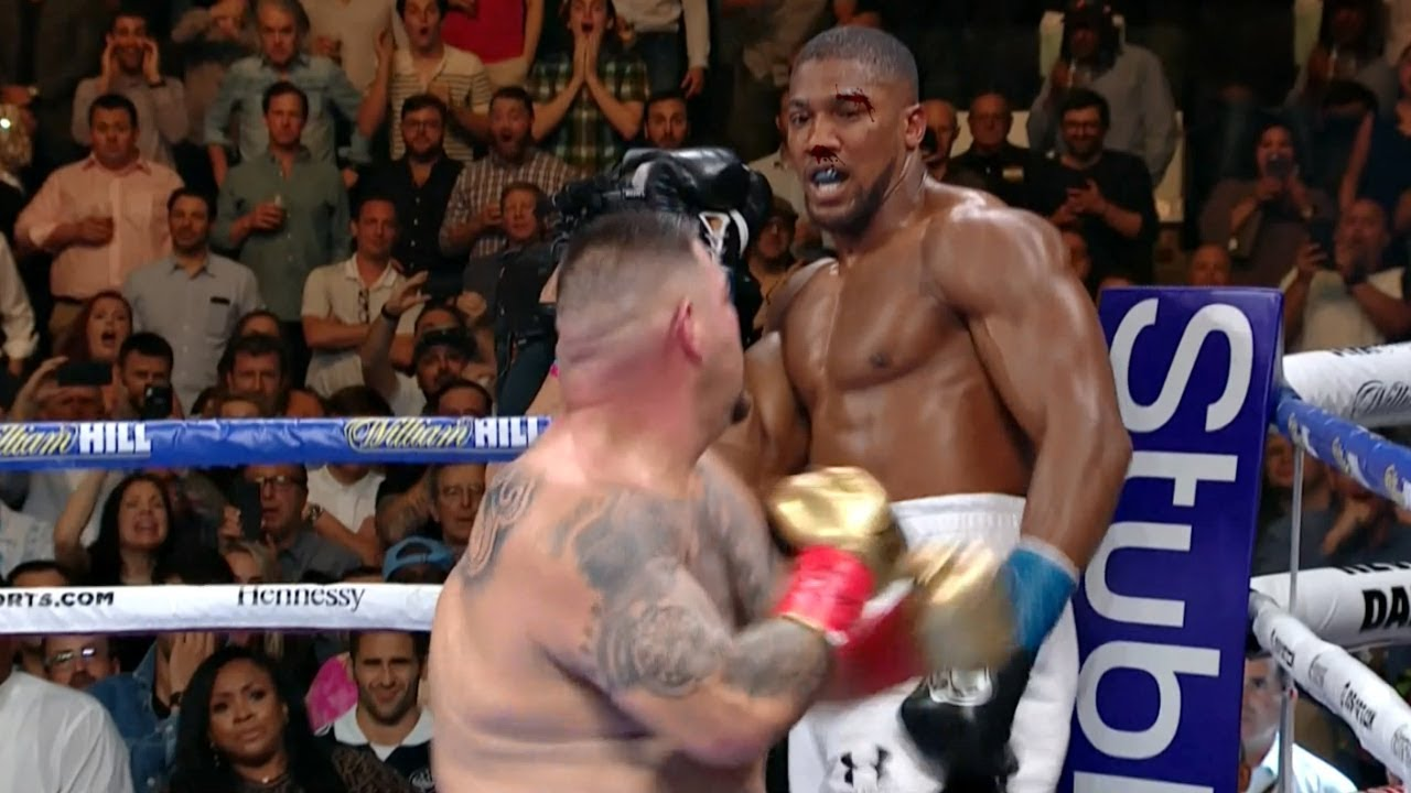 The Downfall Of Boxer Anthony Joshua!? | Recap HD