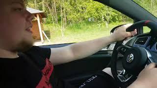 AUTO fahren mit TANZVERBOT   ERSTES Mal am STEUER.