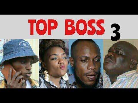 Nouveauté Théâtre Congolais TOP BOSS Vol 3 avec Modero, Coquette, Vue de loin, Moseka etc