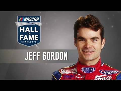 NASCAR Race Hub celebrates Jeff Gordon's Hall of Fame induct