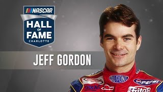 NASCAR Race Hub celebrates Jeff Gordon