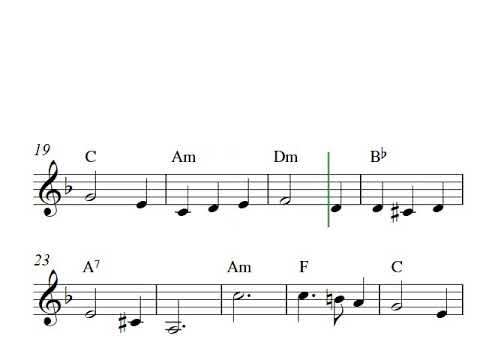 Christmas violin sheet music | What Child Is This?