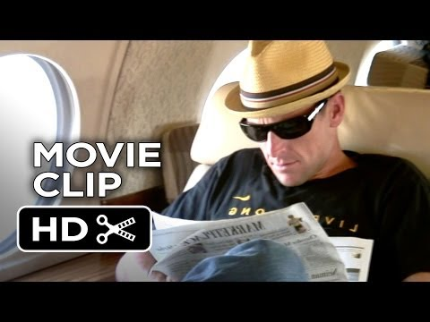 The Armstrong Lie Movie CLIP - Game of Power (2013) - Lance Armstrong Documentary HD